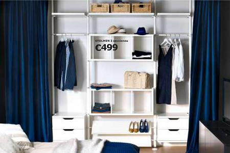 Vestidor Stolmen De Ikea
