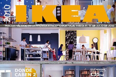 El cat logo 2010 de ikea en espa ol y en euros - Ikea jardin espana tourcoing ...
