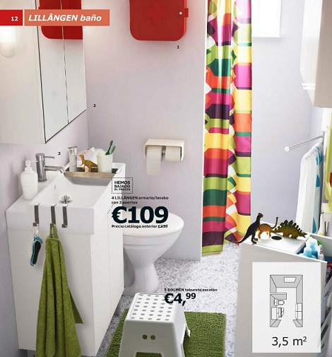 Cat logo de ika 2015 online ba os for Catalogo ikea on line