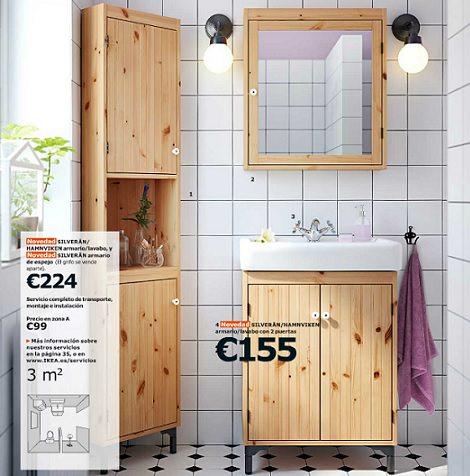 Baos De Ikea Nico Catlogo De Decoracin De Baos De Ikea - Ikea-baos-muebles