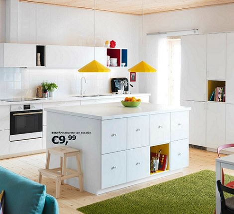 Cat logo online de ikea cocinas 2015 for Muebles ikea 2015