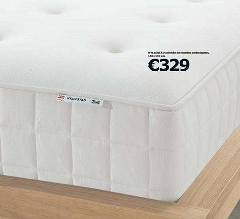 Nuevo catálogo de colchones de Ikea 2015