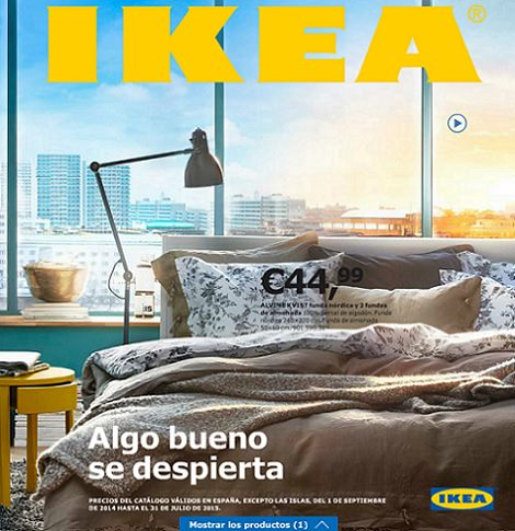 Ya puedes ver online el cat logo de ikea 2015 for Catalogo ikea on line