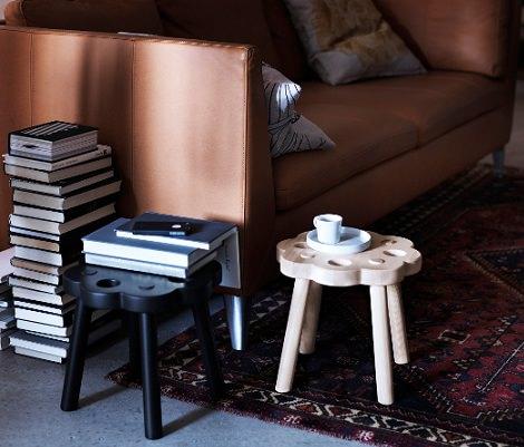 taburetes Ryssby de Ikea