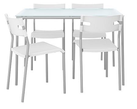Las mesas de comedor más baratas de Ikea