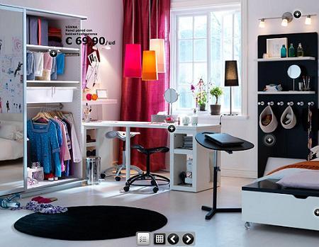 7 dormitorios juveniles de ikea 2009 la tienda sueca - Dormitorios juveniles ikea 2016 ...