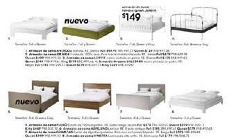 camas catalogo ikea 2009