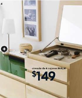 cat logo ikea 2009 novedades en la serie malm. Black Bedroom Furniture Sets. Home Design Ideas