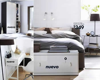 Cat logo ikea 2009 novedades en la serie vinstra para el - Catalogo ikea dormitorios ninos ...