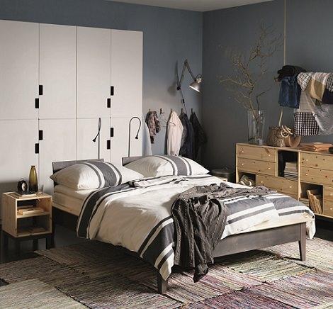 dormitorios de ikea catálogo 2015