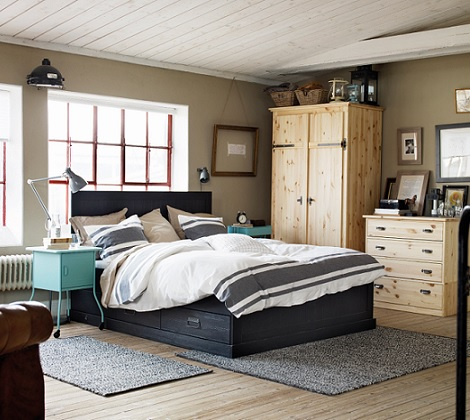 Catalogo Ikea 2014 Lo Mejor En Dormitorios La Tienda Sueca - Catalogo-de-ikea-dormitorios