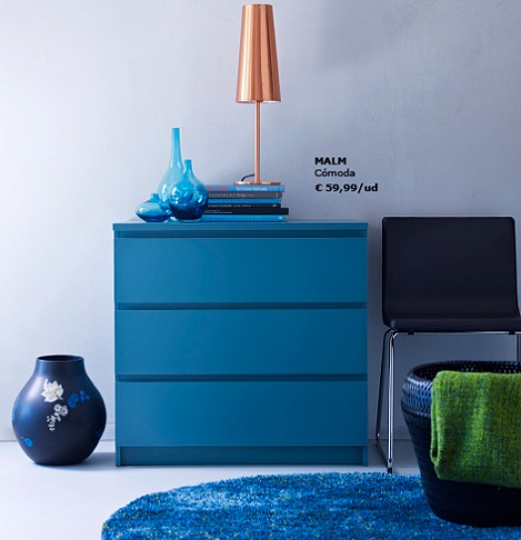C modas de ikea 2013 la tienda sueca - Dormitorio malm ikea ...