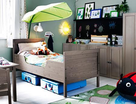 Nuevas camas infantiles de ikea - Ikea cama infantil ...