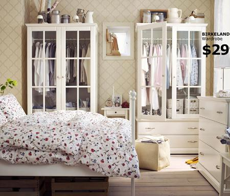 ikea catalogo 2012 dormitorios