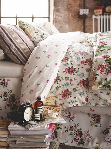 Dormitorios de Ikea para el otoño, nueva colección de textiles