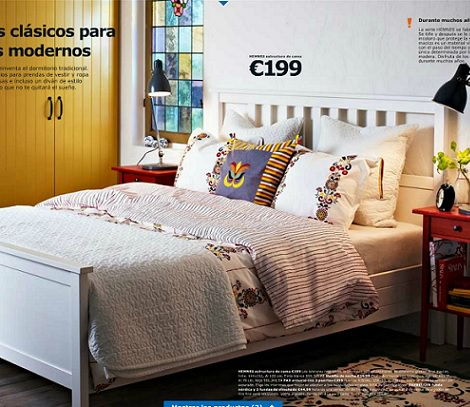 Catalogo camas ikea ms de ideas increbles sobre - Ikea diseno dormitorio ...