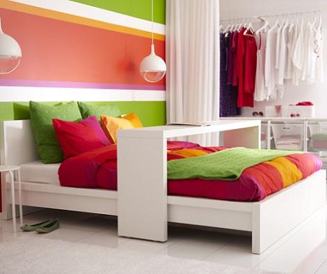 Las ltimas propuestas en dormitorios de verano de ikea for Ideas habitaciones juveniles ikea