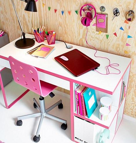 Escritorios infantiles y juveniles las mejores - Ikea dormitorios infantiles y juveniles ...