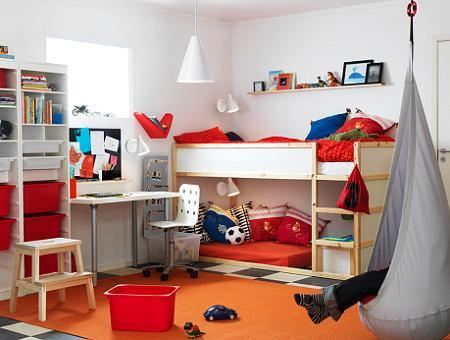 Dormitorios infantiles de Ikea | la tienda sueca