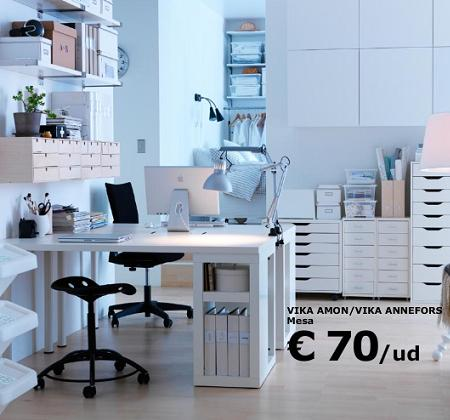 Novedades para tu lugar de trabajo en ikea asturias for Muebles de oficina asturias