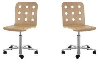 Ofertas ikea family mayo 2008 silla de oficina jules for Sillas de escritorio ofertas