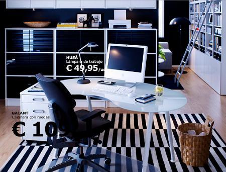 Muebles muy pr cticos para tu oficina en ikea for Muebles de cocina alve