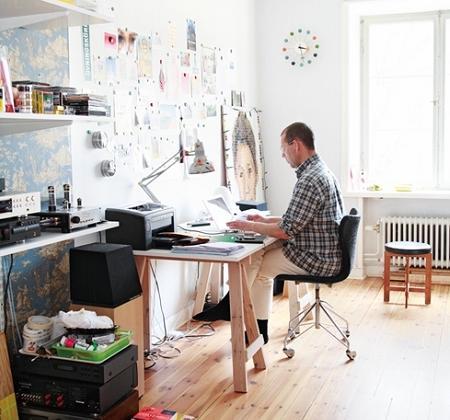 Oficina real Ikea
