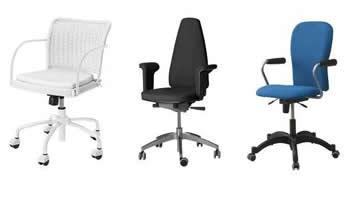 Catálogo Ikea 2009 oficinas (II): novedades en las sillas de oficina
