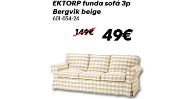 Impresionante rebaja en fundas de sof en ikea badalona la tienda sueca - Ikea fundas de sofas ...