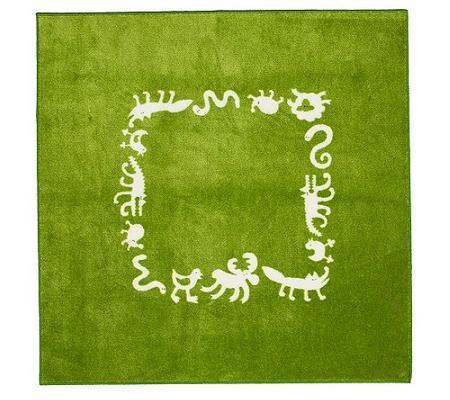 alfombras infantiles de ikea