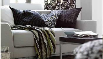 Catálogo Ikea 2009: colección textil JORUN