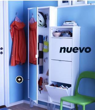 Cat logo ikea 2009 serie skar para vest bulo - Ikea armario zapatero ...