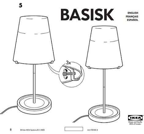 Las instrucciones de montaje de todos los productos de ikea - Ikea coste montaje ...
