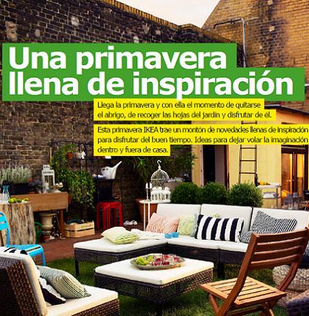 Catalogo 2010 de Ikea, con lo nuevo de PRIMAVERA !