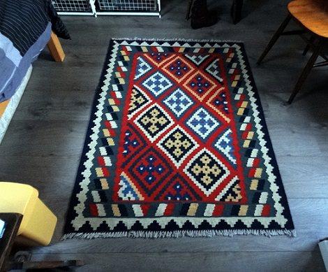 Las alfombras m s baratas de ikea for Alfombras 2x2 baratas