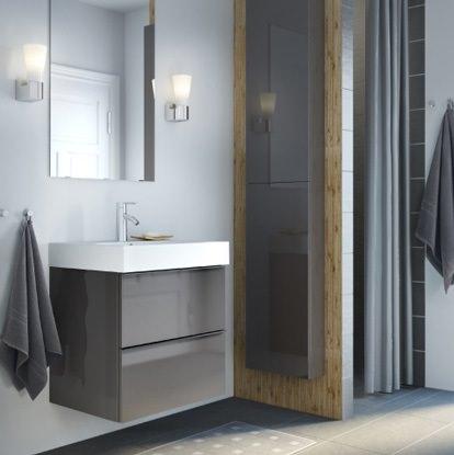 Armarios para lavabo de ikea 2014 for Espejos de pared leroy merlin