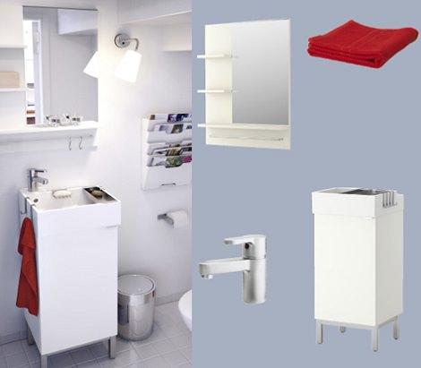 Armarios para lavabo de ikea 2014 la tienda sueca - Armarios banos ikea ...