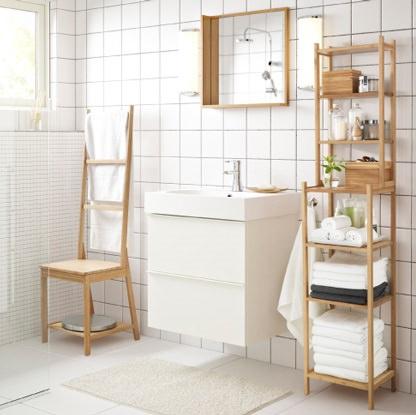 Los Espejos Mas Baratos De Ikea Para El Bano La Tienda Sueca - Espejos-de-pared-economicos