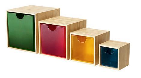 8 cajas de ikea for Cajas de madera ikea
