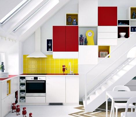 Nueva gama de cocinas Metod de Ikea 2014