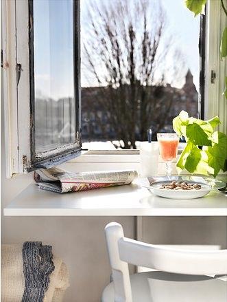 mesas de cocina ikea norberg