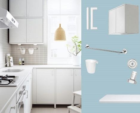 Cómo funciona el planificador de cocinas de Ikea?