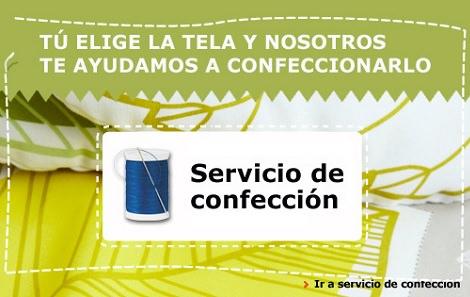 servicio de confección