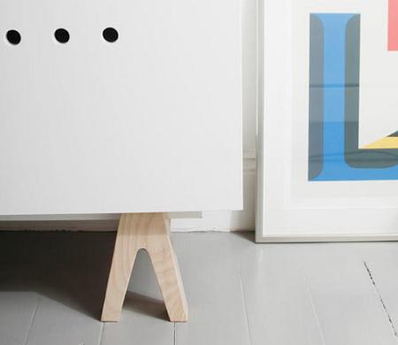 Prettypegs tunear muebles ikea - Ikea patas muebles ...