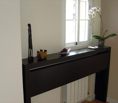Cubreradiadores ikea ideas baratas con muebles de ikea - Muebles para entradas ikea ...