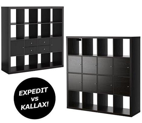 Ikea dice adi s a su estanter a expedit para reemplazarla for Vinilos ikea catalogo