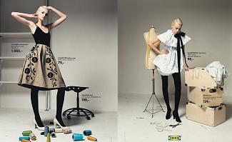 campaña ikea fashion