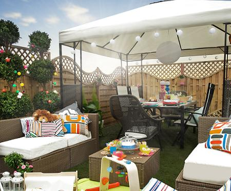 M s ideas ikea para el jard n - Ikea terraza y jardin ...
