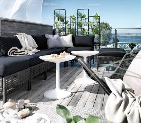 Muebles de ikea para terraza y jard n 2014 for Muebles jardin ikea 2016