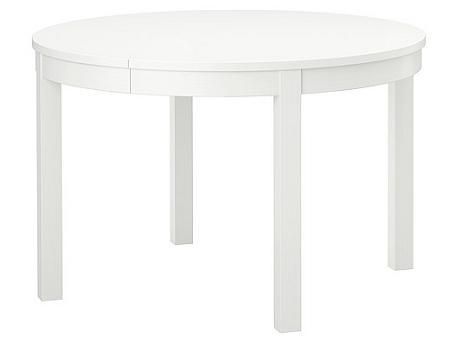 mesas de cocina redondas ikea